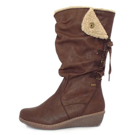 comfortable boots womens lotus river colorado relife comfortable long boots in