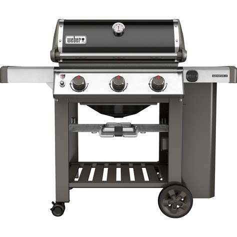 Grille Barbecue Weber by Weber Gasgrill Genesis Ii E310 Gbs Schwarz 3 Brenner Inkl