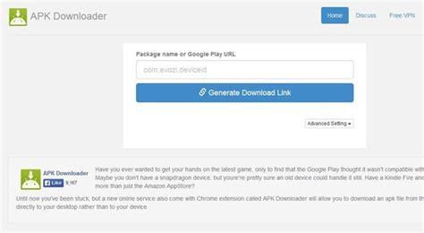 play apk downloader come scaricare file apk legalmente dal play store direttamente dal pc