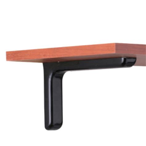 Small Shelf Bracket by Small Black Designer Shelf Bracket At Menards 174