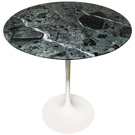 Mothers Choice Change Table Saarinen For Knoll Marble Top Tulip Table At 1stdibs Saarinen Tulip Side Table With Marble Top