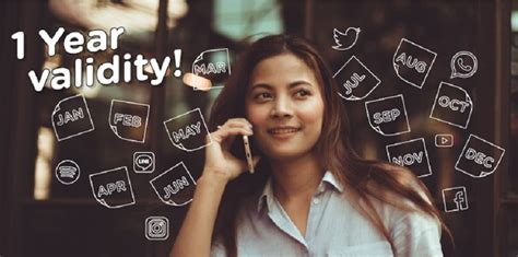 tune talk new year advertisement extend your tunetalk prepaid validity to one year for just