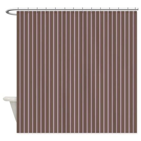 pinstripe shower curtain pinstripe 2 color neopolitan shower curtain by admin