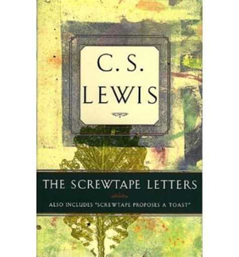 the screwtape letters large print books the screwtape letters c s lewis 9780805420401