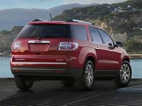 2014 Buick Suv Prices 2014 Gmc Acadia Price Photos Reviews Features