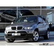 BMW X5 E53 30D 218 ZS  EZ AUTO