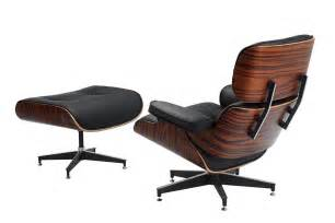 eames lounge chair design