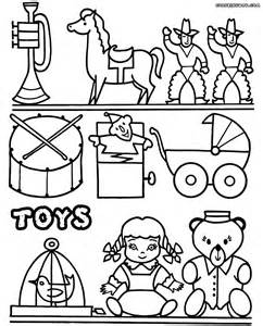 toys coloring pages coloring pages download print