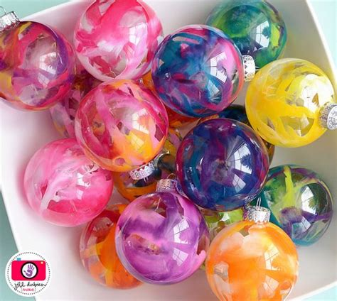 diy ornaments melted crayons 10 diy ornaments to make with your child ren