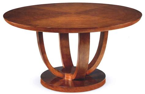 Pedestal Dining Room Table Get Both Looks And Function In Your Dining Room With Pedestal Dining Table Designwalls