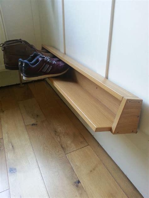 wall mounted shoe cabinet wall mounted shoe rack from pax door ikea hackers ikea
