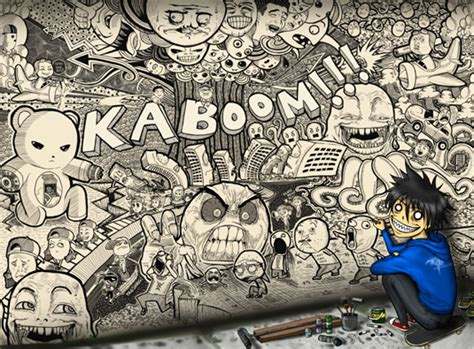 doodle name 3d doodle 52 great exles creative bloq