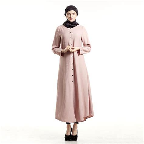 Abaya Gamis Dress Hq 01 fashion muslim casual abaya islamic prayer maxi