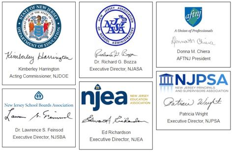 Leadership Endorsement Letter Joint Letter In Support Of Leader Endorsement Njpsa
