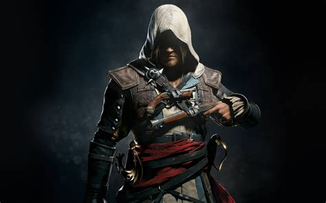 black flag assassins creed assassins creed 4 black flag wallpapers hd wallpapers id 12185