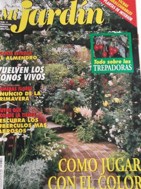 revista mi jardin revista mi jard 237 n n 186 12 ideas sobre plantas f comprar