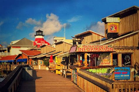 johns pass village  boardwalk st petersburg clearwater attractions review