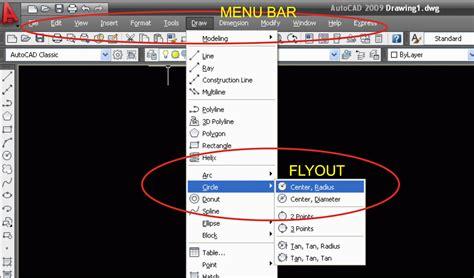 tutorial autocad dasar tutorial autocad metode perintah kerja pada autocad