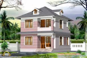 Square feet small home design kerala home design and floor plans