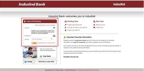 Letter Of Credit Indusind Bank Indusind Net Banking