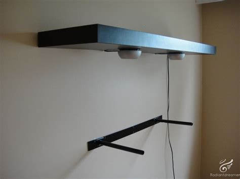 Shelf Lack by How To Mount Lack Shelves Home Living Room