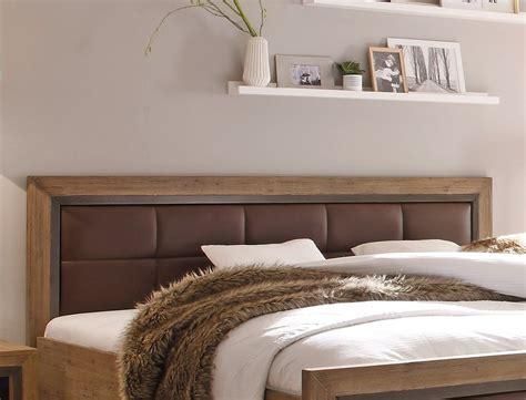 Ranjang Ukuran 180 X 200 massivholzbett cinco 180x200 akazie massiv matratze lattenrost wohnbereiche schlafzimmer