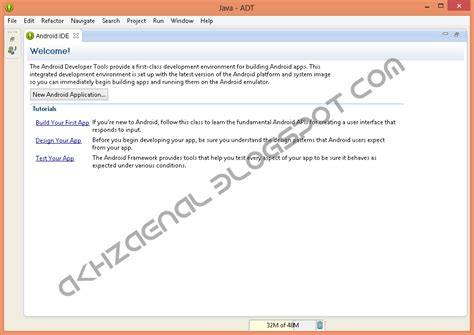 membuat html di eclipse cara membuat project android di eclipse akhmad zaenal blog s