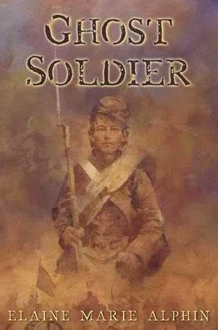 a haunting books ghost soldier by elaine alphin reviews discussion