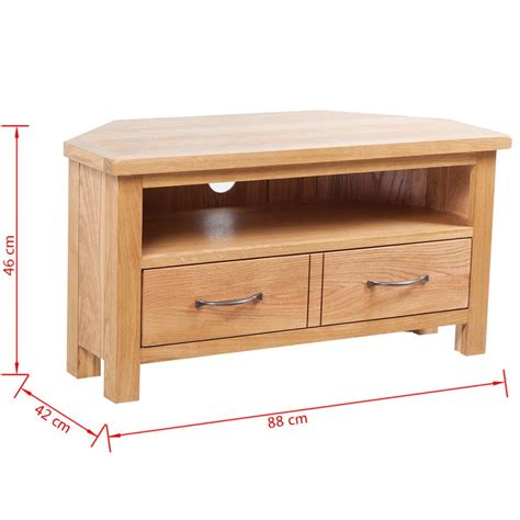 tv cabinet with drawers vidaxl co uk tv cabinet with 88 x 42 x 46 cm oak