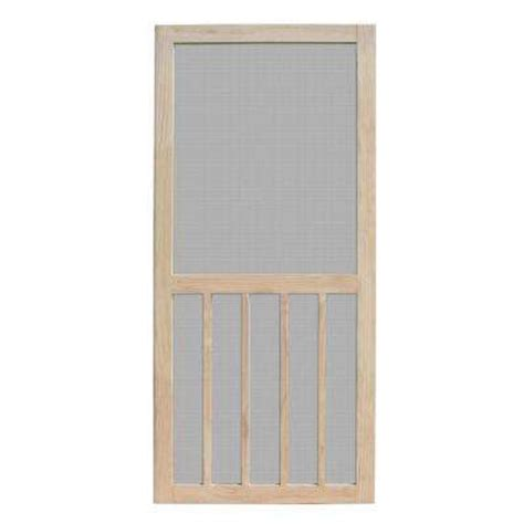 up in store screen doors exterior doors doors