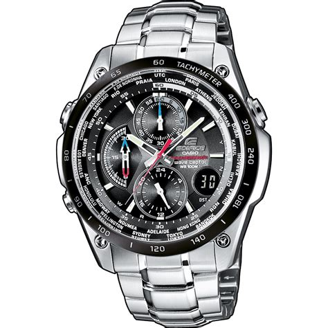 casio edifice eqw dbe aver  wave ceptor