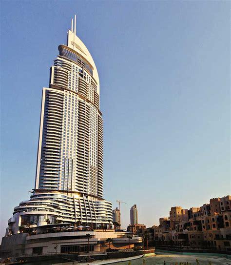 towers address the address dubai uae skyscraper e architect