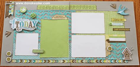 layout of scrapbook simply inspired ctmh skylark scrapbook layouts