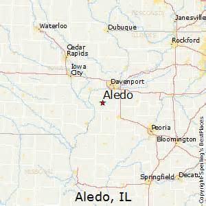 best places to live in aledo illinois