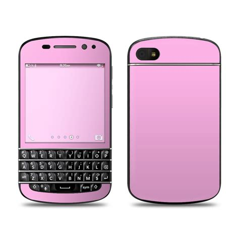 pink themes for blackberry q10 solid state pink blackberry q10 skin istyles