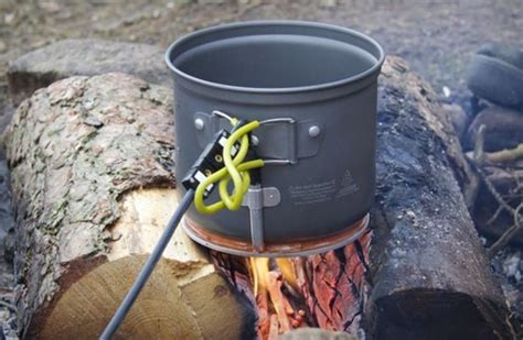 Powerpot V Thermoelectric Generator Pot powerpot v thermoelectric cooking pot