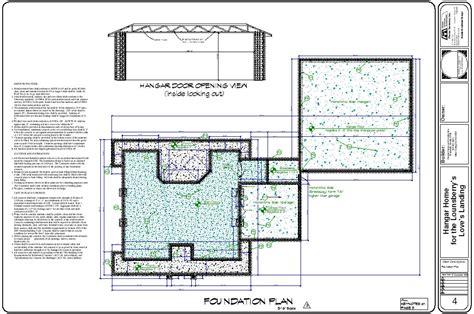 Hangar House Floor Plans Hangar House Plans