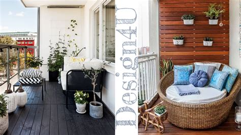 come arredare un balcone piccolo come arredare un balcone decorate a balcony design4u