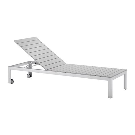 Falster Chaise Gray Ikea