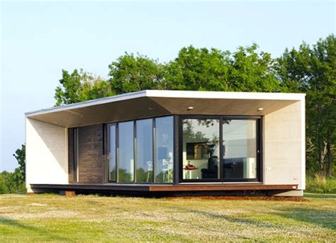 12 brilliant prefab homes that can be assembled in three