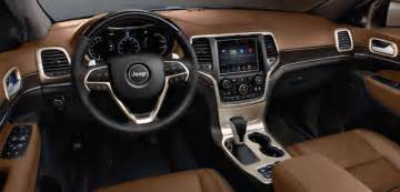 Jeep Grand Cherokee Limited Interior Jeep Blog