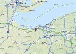 Oberlin Ohio Map by Oberlin To Oscars Screenwriting From Iowa