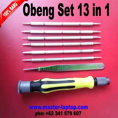 Obeng Set Laptop obeng set 13 in 1 laptop phone