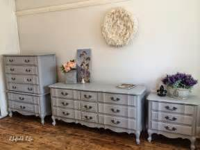 Painted Bedroom Furniture by Lilyfield Life Ascp Paris Grey French Style Bedroom Furniture