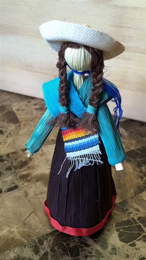 mexican corn husk dolls how to make 22 best corn husk wheat weaving images on corn
