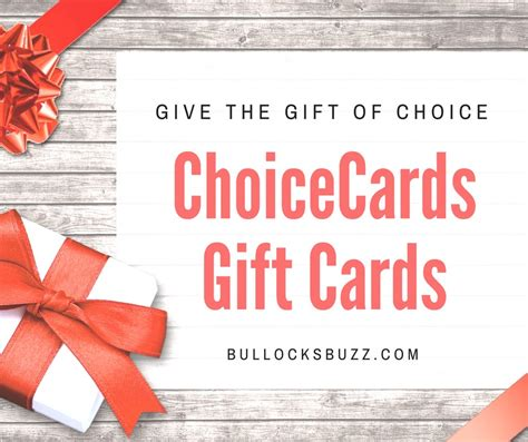 Give Gift Cards - choicecards gift cards give the gift of choice