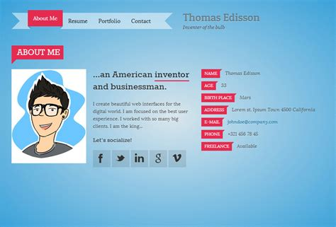 themeforest templates free download themeforest ucard vcard template free download sgasd x