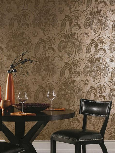 Metalic Silver Dan Gold Powder 47 best vintage wall paper images on wall