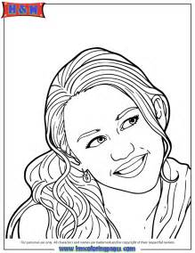 coloring pages for teenage girls coloring home