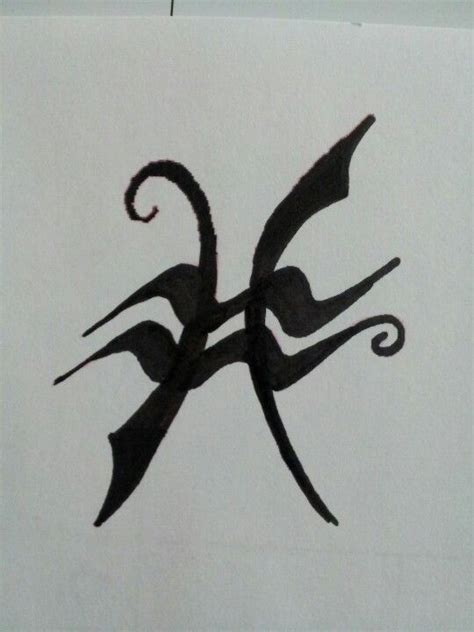 pisces aries cusp tattoo designs debating between the symbol or the actual pisces hmmm